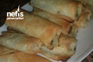 Çıtır Ispanaklı Börek Kolay Tarifi
