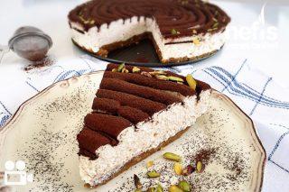 Kahveli Soğuk Pasta Videosu Tarifi