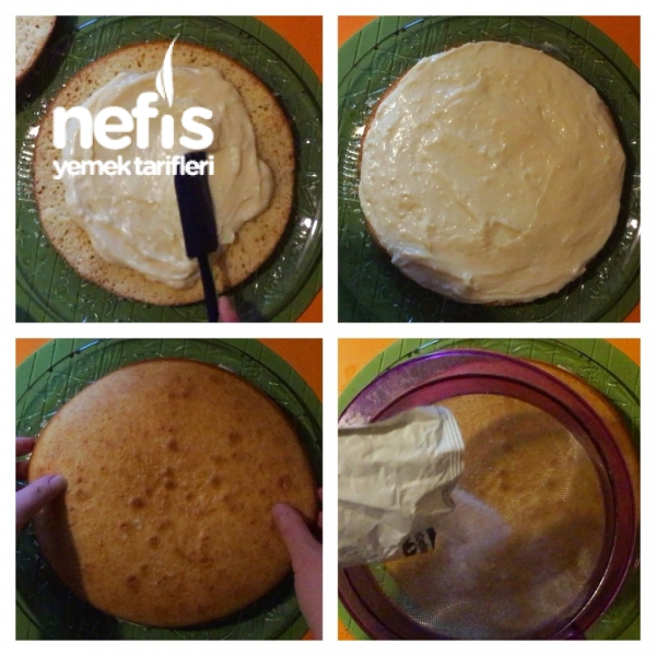 Nefis Alman Pastası