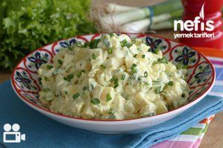 Hardallı Patates Salatası Videosu Tarifi