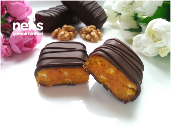 Çikolatalı Cezerye (10 Dakikada)