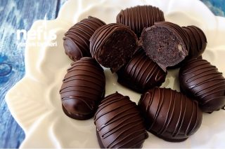 3 Malzemeli İkramlık Bonbonlar (5 Dk Da) Tarifi
