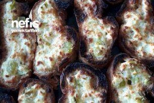 Dilim Ekmek Pizza Tarifi