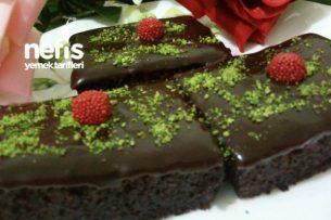 Duble Islak Çikolatalı Kek (Yiyenler Vazgeçemiyor) Tarifi