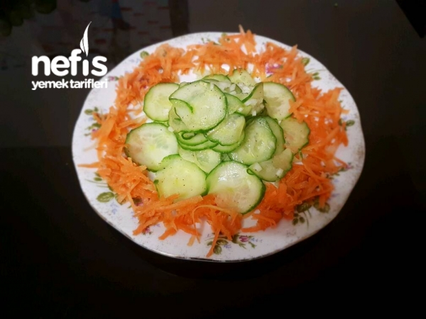 Salatalık Salatası
