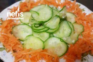 Salatalık Salatası Tarifi