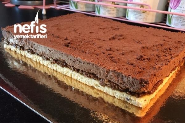 Trianon (Fransız Çikolatalı Pasta) Tarifi