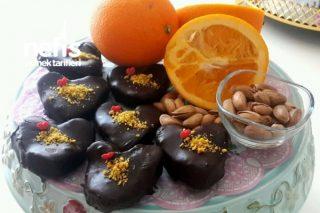 Portakallı Kalp İkramlıklar Tarifi