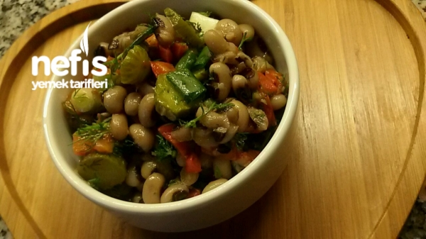 Börülce Salatası Nefisss
