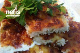 Fırında Makarna (Börek Lezzetinde) Tarifi