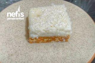 Havuçlu Muhallebili Pastam Tarifi