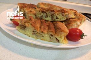 İçli Süt Börek (Nefis) Tarifi