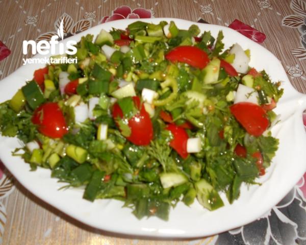 İlkbahar Salatası