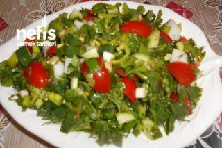 İlkbahar Salatası Tarifi