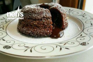 Lava Cake Tarifi