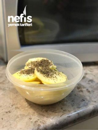 Pratik Atıştırmalık Patates