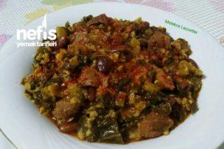 Karalahana Yemeği (Trabzon Mutfağı) Tarifi