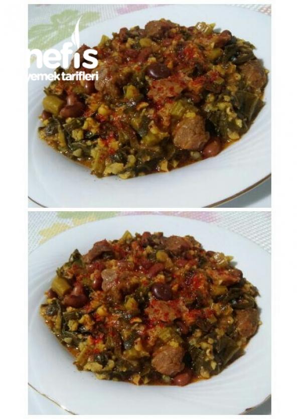 Karalahana Yemeği (Trabzon Mutfağı)