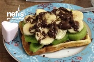 Muhteşem Waffle Tarifi