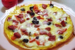 Nefis Patates Pizzası