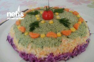 Şahane Yoğurtlu Brokoli Gün Salatası Tarifi