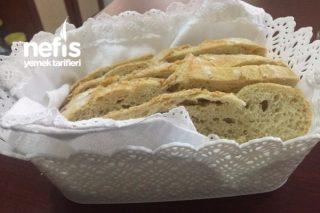 Muhteşem Leziz Fırında Ekmek Tarifi