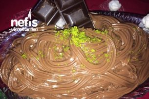 Süper Pastacı Kreması Çikolatalı (Tam Kıvamında) Tarifi
