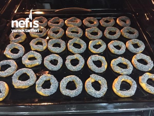 Baharatlı Simit (kurabiye)