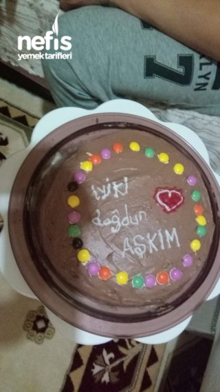 Damla Çikolatalı Porsiyonluk Kek