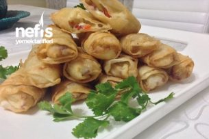 Paçanga Böreği (Sucuklu ) Tarifi