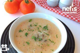 Pirinçli Ciğer Çorbası Videosu