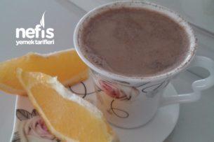 Portakalda Türk Kahvesi Tarifi