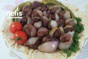 Lezzet Bombası Soğan Kebabı (Gaziantep) Tarifi