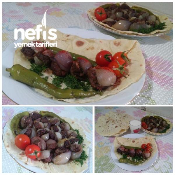 Lezzet Bombası Soğan Kebabı (Gaziantep)