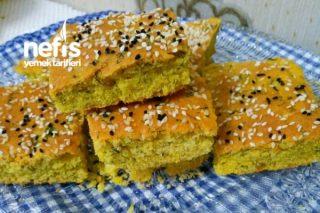 Poğaça Tadında Mısır Ekmeği Tarifi