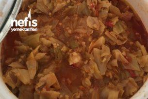 Lahana Yemeği Kapuska Tarifi