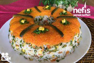 Çin ( Pirinç ) Salatası Videosu Tarifi