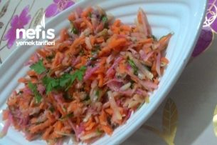 Enfes Salata Tarifi