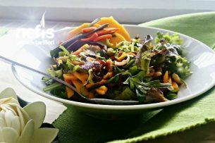 Mango Salatası Tarifi