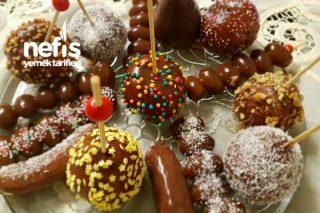 Çikolata Kaplı Meyvelerim Tarifi