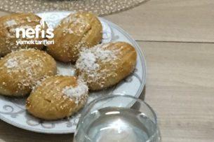 Pastane Usulü Tam Ölçülü Şekerpare Tarifi