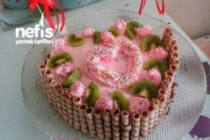 İlan-ı Aşk Pastası Tarifi