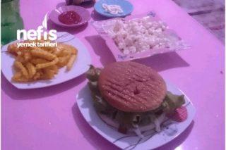 Hamburger Köftesi ( Mükemmel Lezzet ) Tarifi