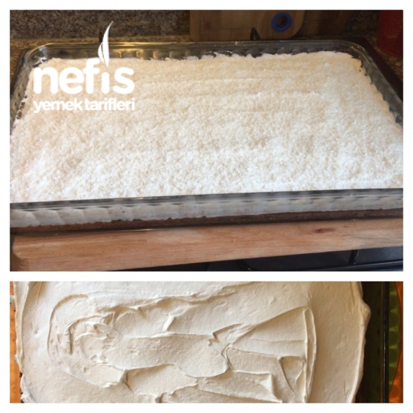 Müthiş Şişleme Pasta