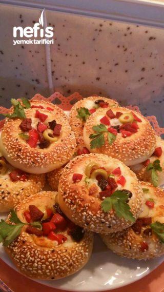 Simit Pizza(Puf Puf)