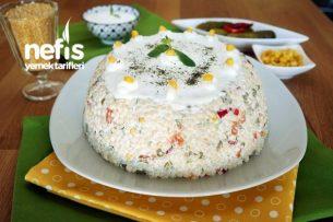 Kuskus Salatası (Muhteşem Lezzet) Tarifi