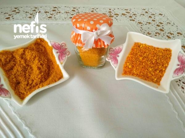 Portakal Kabuğu Kurutması