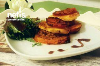 Rengarenk Köfte-Patates Tarifi