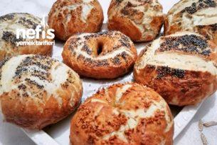 Bagel Ekmekler Tarifi