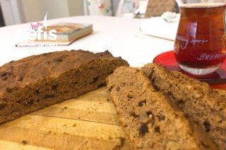 Tarçınlı Üzümlü Tatlı Ekmek Tarifi